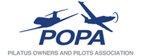 Pilatus Owners and Pilots Association logo