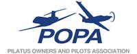 Pilatus Owners and Pilots Association logo