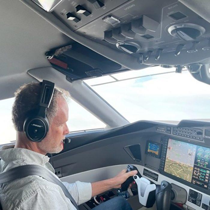 Pilatus PC-24 PIC and SIC Pilot Services
