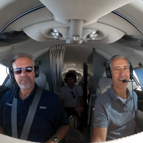 Pilatus PC-24 Mentor Pilot Services / Training